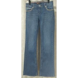 4/$20 Levi's Bootcut girls bling jeans size 14R